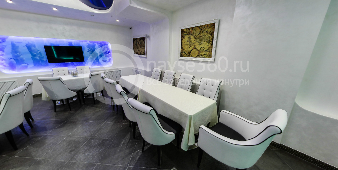 Кают-компания ресторана Nemo Нижний Новгород