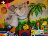Счастливый Слон, игровая комната