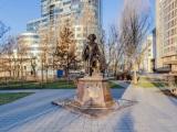 Памятник в честь основания Темерницкой таможни