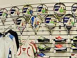Tennis drive, магазин товаров для большого тенниса