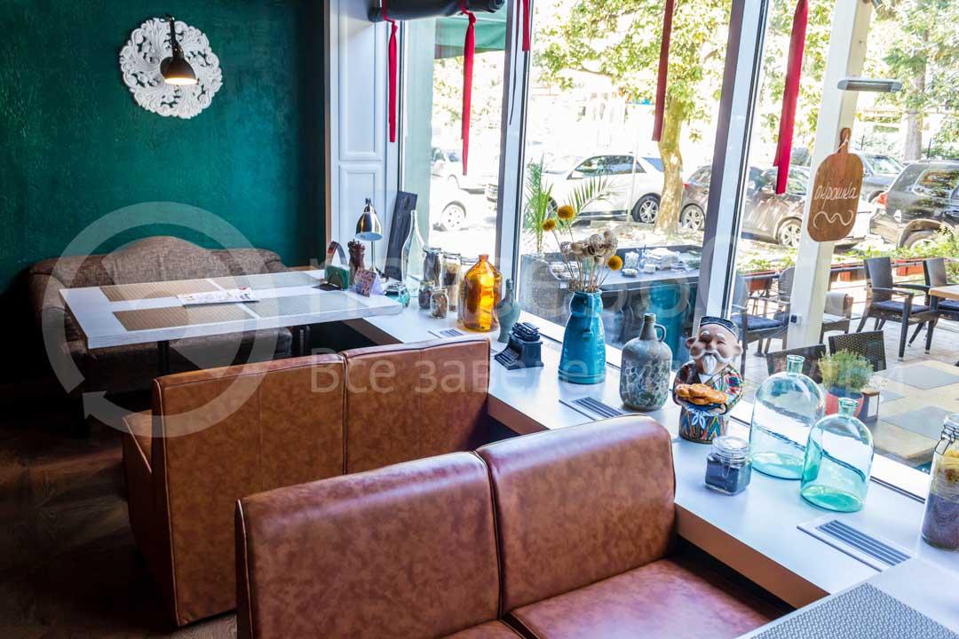 Ресторан грузинской кухни Хмели Сунели в Сочи 2