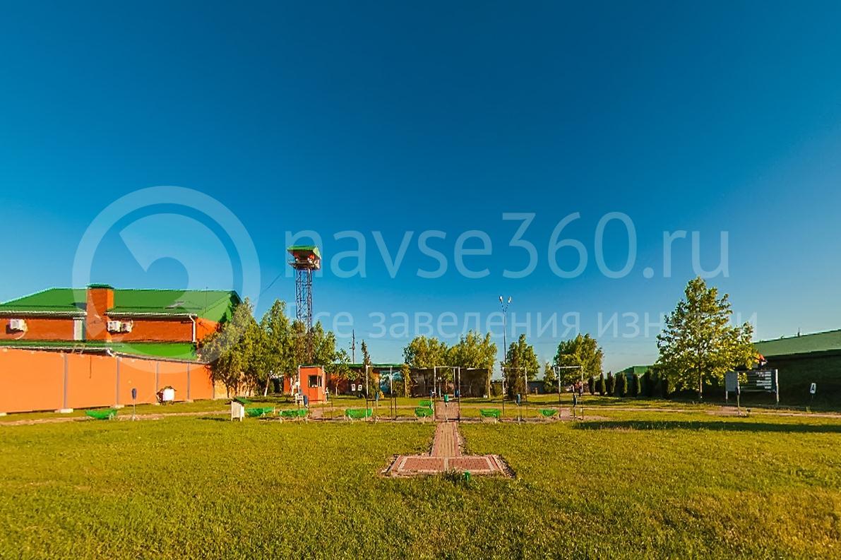 Стрелковый комплекс Дубрава, стендовая стрельба. фото